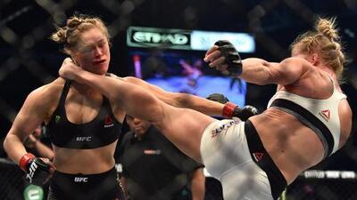 Ronda Rousey podría despedirse para siempre de las MMA gracias a su nueva aventura en la WWE