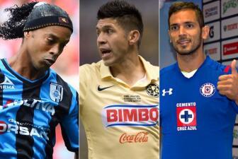Los 10 mejor pagados de la Liga MX