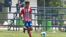 Muere jugador Sub-20 del San Luis