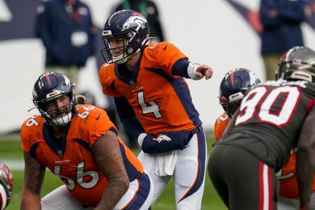 Denver sigue en busca de su quarterback