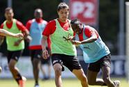 ¡Se acerca su regreso! Erick Gutiérrez ya entrena con el PSV