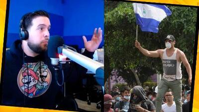 Periodista nicaragüense explica las últimas noticias sobre las manifestaciones violentas en Nicaragua