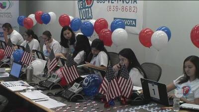 NALEO activa línea de ayuda durante jornada electoral