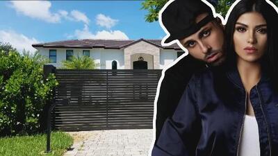 Nicky Jam pone a la venta el nidito de amor que comparte con su esposa en Miami