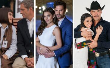 Las parejas de telenovela que incendiaron la pantalla en el 2015
