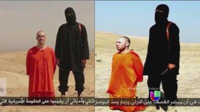 ¿El mismo hombre quien decapitó a Foley también lo hizo a Sotloff?