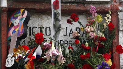 Cuarenta años después, declaran responsable por la muerte del cantautor Víctor Jara a un exmilitar de Pinochet