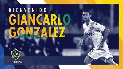 OFICIAL: El tico Giancarlo González proveniente del Bologna es el nuevo refuerzo del LA Galaxy