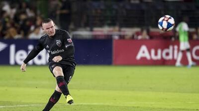 Los mejores momentos de Rooney en DC United que hacen levantar a todo hincha