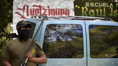 Tras cerrar el caso Ayotzinapa, envían policías a Guerrero