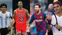 Cassano compara a Messi con Federer, Jordan y Maradona