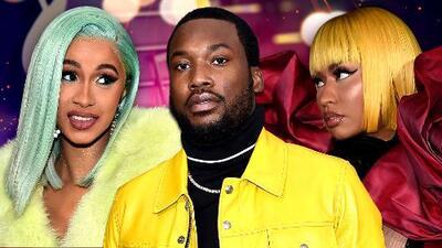Cardi B grabó un tema con el ex de Nicki Minaj antes de la pelea entre ambas