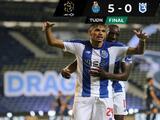 Con un gran juego de 'Tecatito' Corona, Porto da un paso más al título