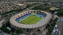 ¿Qué partidos de la Copa América iban a celebrarse en Colombia?