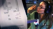 La Bronca recordó́ una cita en la que su pareja le pidió́ pagar 50/50