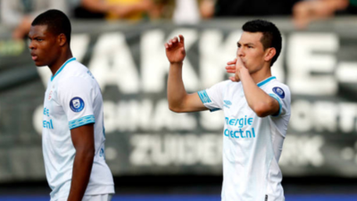 Hirving Lozano llegó a su gol 25 en Holanda