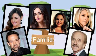 Estos son los actores que tienen parientes famosos y no lo sabías