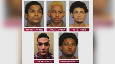 Veredicto caso 'Junior': los cinco acusados han sido hallados culpables de todos los cargos
