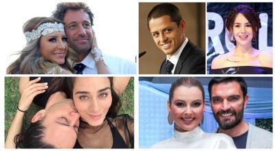 Se acabó el amor: las rupturas de actores de telenovela que más impactaron en 2017