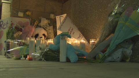 Realizan emotiva vigilia en honor a Johany Bueno, el menor que se quitó la vida en una escuela de Lyons