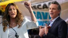 Caitlyn Jenner se postula para gobernadora de California en la elección revocatoria