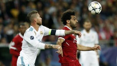 ¿Debió ser expulsado Sergio Ramos por la falta que no dieron en la lesión de Salah?