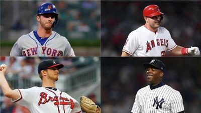 ¿Quiénes son los mejores peloteros y lanzadores en la MLB?