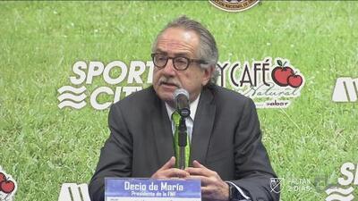 Mexico buscará organizar el Mundial del 2026