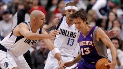 Steve Nash y Jason Kidd candidatos para ingresar al salón de la fama del basquetbol