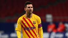 Messi, convocado, y Umtiti la novedad para enfrentar a la Juventus