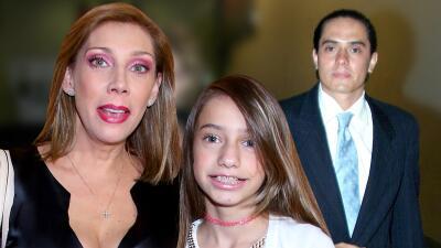 Cynthia Klitbo llevó a terapia a su hija para que pudiera superar el abandono de su padre