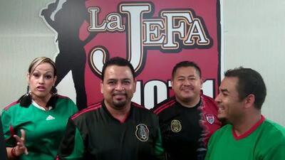 La Jefa 107.1 te invita a Viva México Viva la Radio