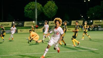 Juveniles de MLS obtienen buenos resultados en inicio de Generation adidas Cup