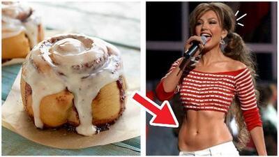 La envidiable dieta de Thalía que quieres, pero no debes seguir