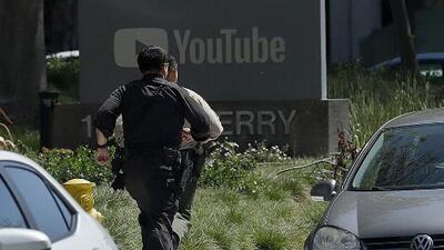 Al menos cuatro heridos y la atacante muerta, el saldo del tiroteo en la sede de YouTube en California