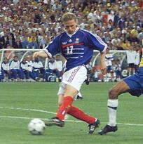 Petit y la propuesta sexual que recibió tras ganar el Mundial