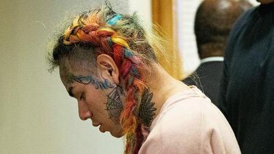 Arrestado en Nueva York el rapero Tekashi 6ix9ine: enfrenta seis cargos criminales