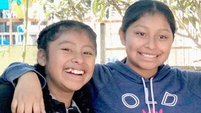 Dos hermanas de 12 y 14 años mueren embestidas por un camión cuando caminaban a su escuela en California