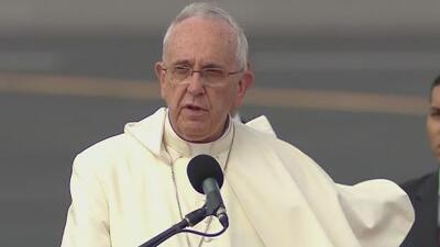 El Papa Francisco vuelve a Sudamérica con su credo de justicia social