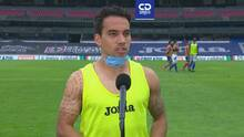 Adrián Aldrete acepta que San Luis complicó a Cruz Azul