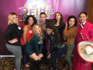 Ellas son parte de las audiciones de 'La Reina de La Canción' en Nueva York