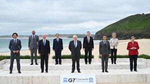 Vacunas, economía pospandemia y cambio climático, temas dominantes de la cumbre del G7