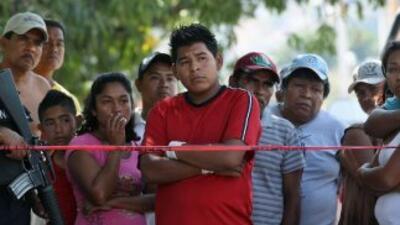 Cuerpos desmembrados en centro de México eran de jóvenes estudiantes