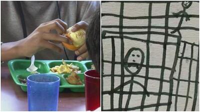 Dan a conocer primeras imágenes del Centro de Detención infantil de Homestead