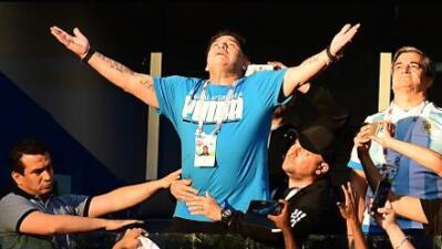 ¿Enemigo de todos? Maradona se lleva los reflectores del Mundial con sus declaraciones