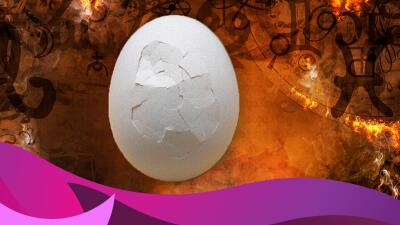 Ritual de limpia con un huevo