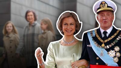 Alegres y amorosos pero con un toque tradicional: así son los abuelos de la realeza