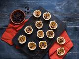 Receta de Halloween: fáciles y deliciosos mini pies de calabaza