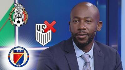 Wanchope profetiza en la Copa Oro: Haití será la sorpresa, México el campeón y Team USA...