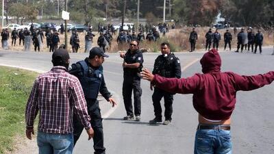 Al menos 10 personas muertas deja enfrentamiento entre el Ejército y residentes de Puebla, México